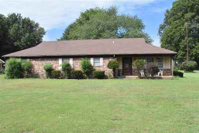 Dyersburg Single Family Home For Sale: 157 Gurley
