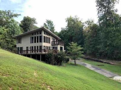 Henderson County Single Family Home For Sale: 280 Eastern Shores