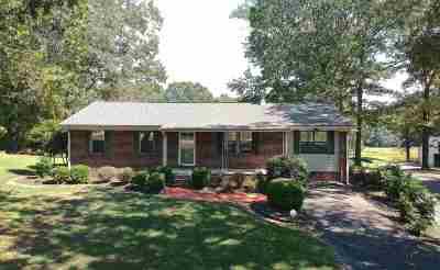 Jackon, Jackson, Jackson Tn, Jakcson Single Family Home For Sale: 585 Deep Gap
