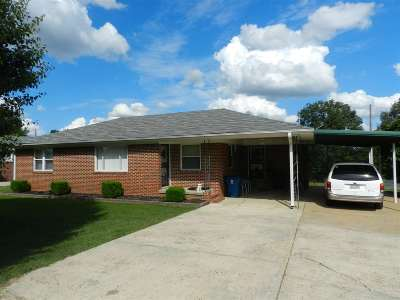 Dyer Single Family Home For Sale: 787 N Main