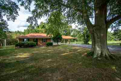 Madison County Single Family Home For Sale: 4676 Bells Hwy
