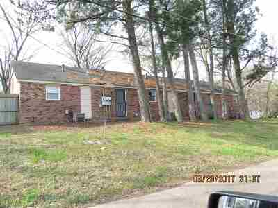 Tipton County Multi Family Home For Sale: 330 N High
