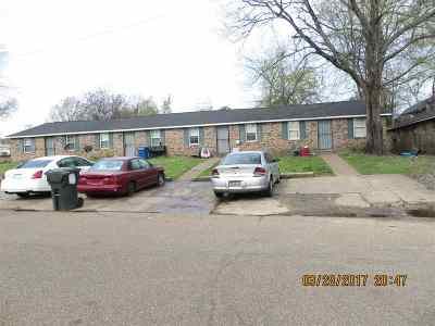 Tipton County Multi Family Home For Sale: 225 N Tipton