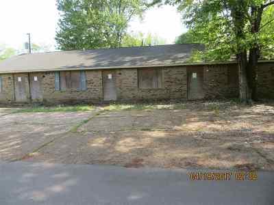 Tipton County Multi Family Home For Sale: 200 N Tipton