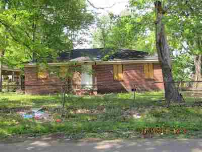 Tipton County Single Family Home For Sale: 212 Boals