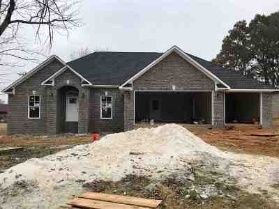 Gibson County Single Family Home For Sale: 1 Lesia