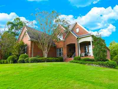 Henderson County Single Family Home For Sale: 518 Lakeshore Dr