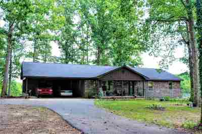 McNairy County Single Family Home Backup Offers Accepted: 5089 Leapwood Enville