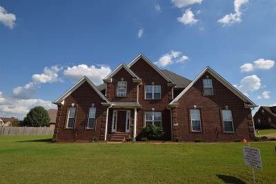 Gibson County Single Family Home For Sale: 177 Fawn Ridge