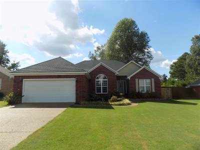 Gibson County Single Family Home For Sale: 211 Reed