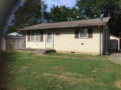 Dyersburg Single Family Home Active-Price Change: 217 Bratton