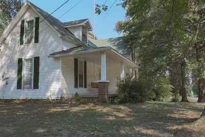 Weakley County Single Family Home Back On Market: 247 N Cedar