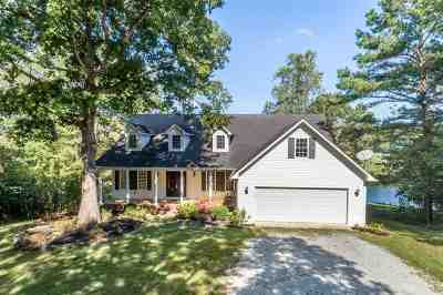 Henderson County Single Family Home For Sale: 73 Starlight Cove