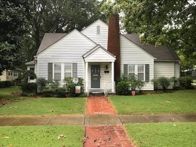Gibson County Single Family Home Back On Market: 1831 Maple St