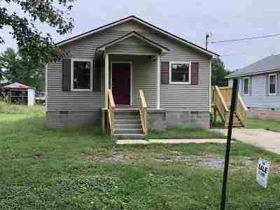 Dyersburg Single Family Home For Sale: 414 Wilson Dr