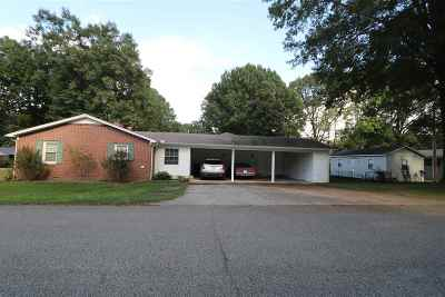 Gibson County Single Family Home For Sale: 3005 Maple