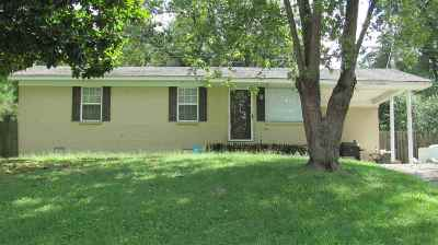 Crockett County Single Family Home For Sale: 249 S Depot