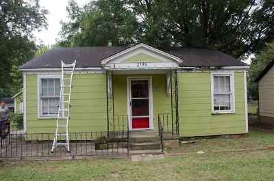Gibson County Single Family Home For Sale: 2706 E Mitchell