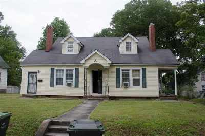 Gibson County Multi Family Home For Sale: 405 N 16th