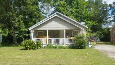 Haywood County Single Family Home For Sale: 311 W Cooper