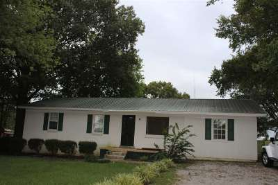 Crockett County Single Family Home For Sale: 49 Scarborough Avenue