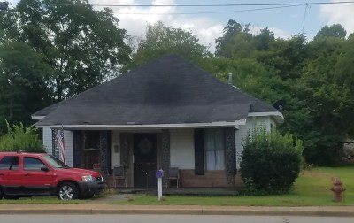 Haywood County Single Family Home For Sale: 318 E Jefferson
