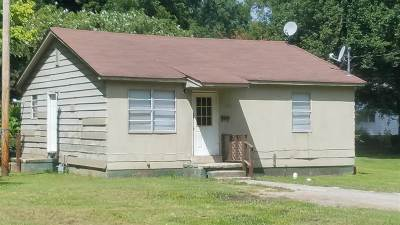 Haywood County Single Family Home For Sale: 715 Cobb