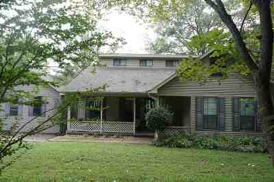 Dyersburg Single Family Home For Sale: 261 Nauvoo School