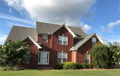Gibson County Single Family Home For Sale: 147 Conner Cv