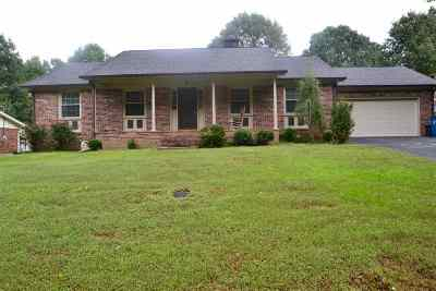 Gibson County Single Family Home For Sale: 1120 N 30th Ave
