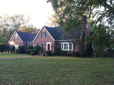 Haywood County Single Family Home For Sale: 345 Key Corner