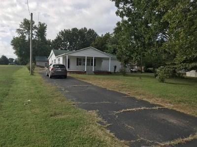 Crockett County Single Family Home For Sale: 1077 W Church St.