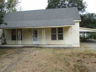 Dyersburg Single Family Home For Sale: 54 Connell