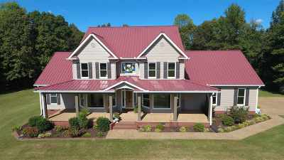 Henderson County Single Family Home For Sale: 3930 Baudy James