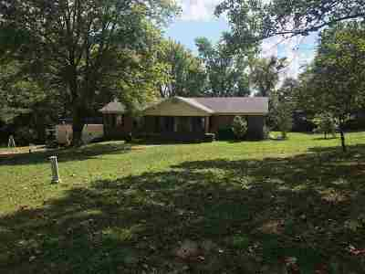 Dyer County Single Family Home For Sale: 85 Scarlet