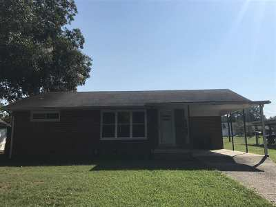 Crockett County Single Family Home For Sale: 40 N Cherry Street