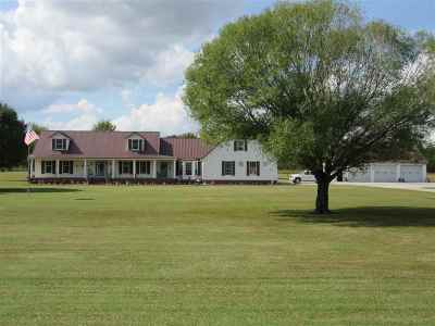Crockett County Single Family Home Backup Offers Accepted: 409 Highway 188
