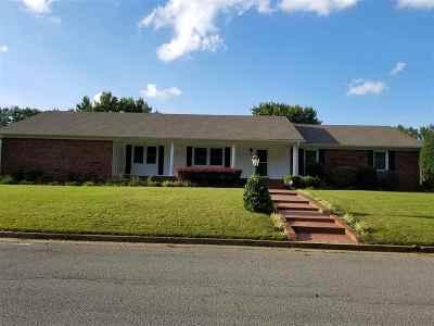 Haywood County Single Family Home Active-Price Change: 915 Breckenridge