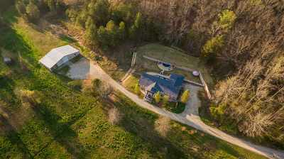Henderson County Single Family Home For Sale: 24 Britt