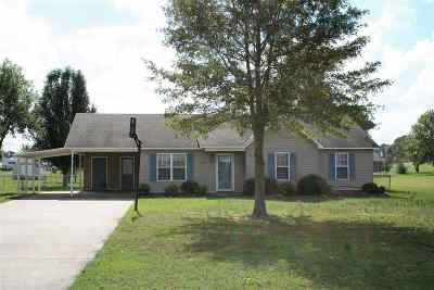 Newbern Single Family Home Backup Offers Accepted: 2085 Lanesferry Road