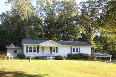 Gibson County Single Family Home For Sale: 196 Trenton Hwy