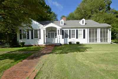 Gibson County Single Family Home For Sale: 1905 E Main St