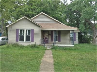 Gibson County Single Family Home For Sale: 1402 N 22nd