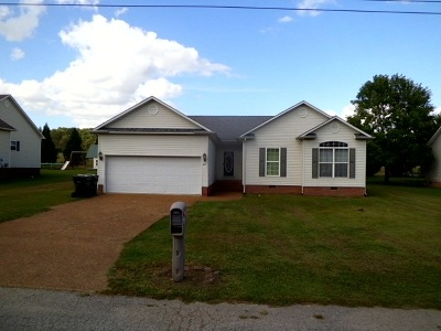 Weakley County Single Family Home For Sale: 108 Magnolia Dr.