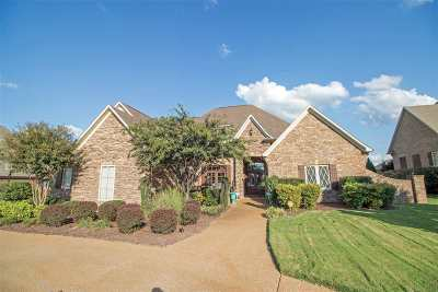 Jackon, Jackson, Jackson Tn, Jakcson Single Family Home For Sale: 124 Nottingham