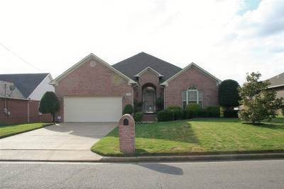 Dyer County Single Family Home Backup Offers Accepted: 2163 Oakview Avenue