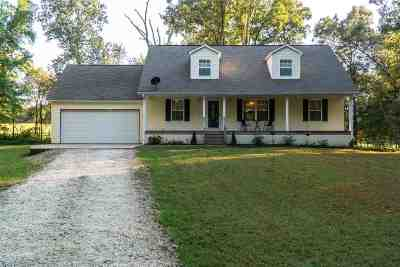 Crockett County Single Family Home For Sale: 780 Kate Porter