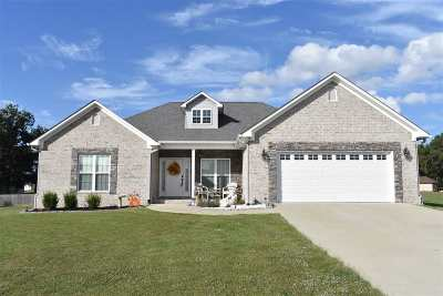 Dyer County Single Family Home For Sale: 142 Cortez