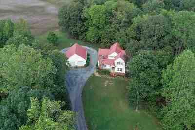 Henderson County Single Family Home For Sale: 1819 Yuma Rd.