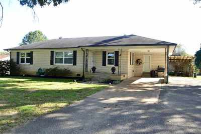 Gibson County Single Family Home For Sale: 257 Pleasant Hill Rd